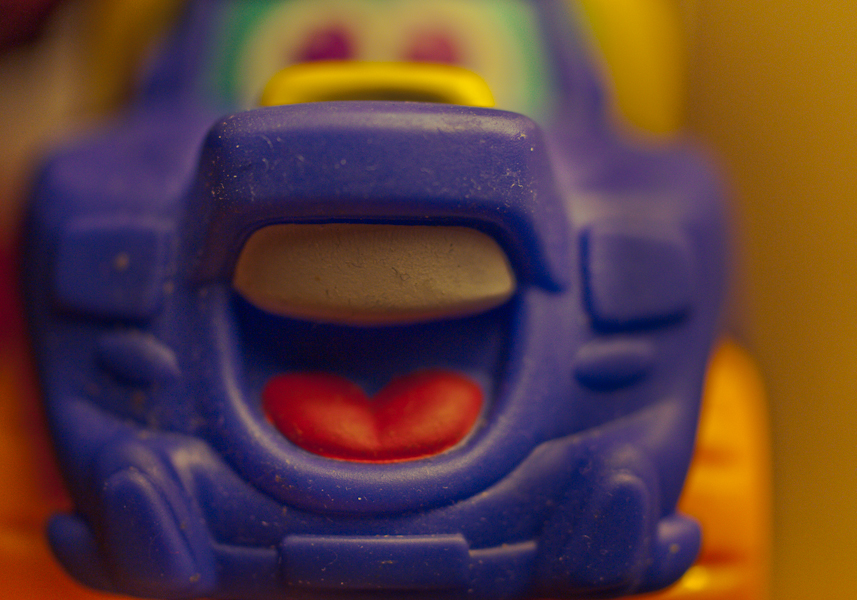 #25: Toys Have A Mouth Too !